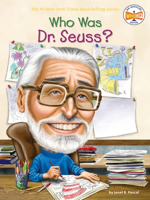 cover image of Who Was Dr. Seuss?
